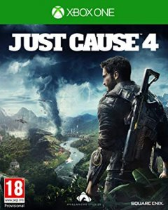 Just Cause 4 Steelbook Edition (Xbox One - novo)