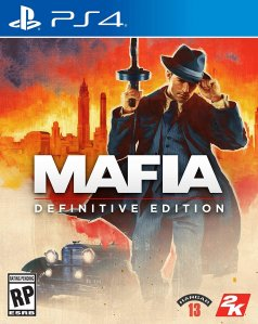 Mafia: Definitive Edition (Playstation 4 - novo)