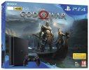 PlayStation 4 Slim 500GB (PS 4 - novo) HDR + VR Ready + God Of War