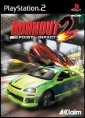 Burnout 2 - Point of Impact (Playstation 2 - korišteno)