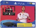 PlayStation 4 Slim 1000GB + FIFA 20 + 2x kontroler (PS 4 Slim 1TB - novo)