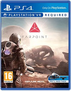 Farpoint (Playstation 4 - korišteno) VR required