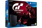 PlayStation 4 Slim 1000GB + Gran Turismo Sport (PS 4 Slim 1TB - novo)