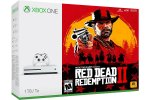 Xbox One Slim 1000GB (1TB) + Red Dead Redemption 2 (XBox Slim - novo)