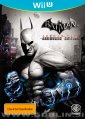 Batman: Arkham City - Armored Edition (Nintendo Wii U - korišteno)