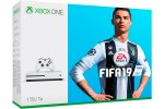 Xbox One Slim 1000GB (1TB) + FIFA 19 (Xbox One Slim - novo)