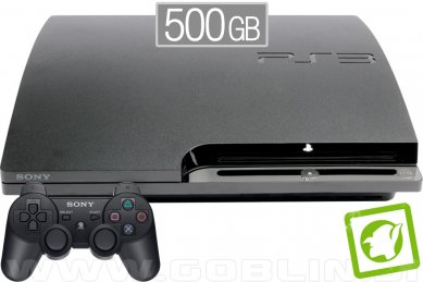 PlayStation 3 Slim 500GB (PS 3 Slim - korišteno)