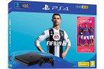PlayStation 4 Slim 500GB + FIFA 19 (PS 4 Slim - novo)