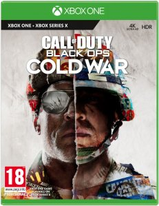 Call of Duty Black Ops Cold War (Xbox One - novo)