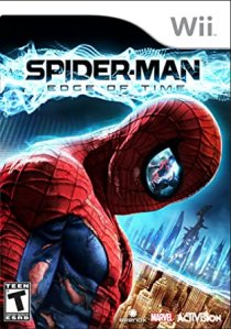 Spider-Man: Edge of Time (Nintendo WIi - korišteno)
