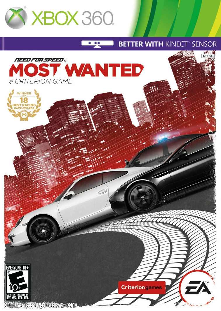 How do i vote on need for speed most wanted (2005) for xbox one.